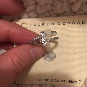 Lauren Conrad Arrow Ring